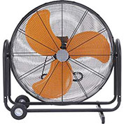 "36"" Portable Tilt Blower Fan, Direct Drive"