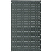 Steel Louvered Wall Panel Without Bins, 36x61