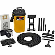 SHOP-VAC Industrial Wall-Mount Vac - 5-Gallon Capacity