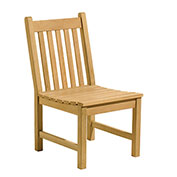 Classic Outdoor Side Chair - Teak