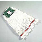 "Web Foot® Wet Mop Heads, 5"" Headband - Pkg Qty 6"