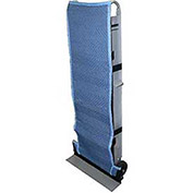 American Moving Supplies Padded Blue Quilted Fabric Appliance Truck Cover