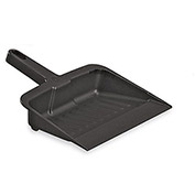 Plastic Dust Pan - 12x8-1/4x2-5/8""