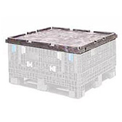 ORBIS Lid CKD4845 For BulkPak Folding Bulk Shipping Container, 48 x 45, Lid Only