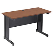 "72""W Desk - Cherry Finish Top"