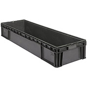 """BUCKHORN Straight-Wall Container - 48x15x7-1/2"""""""