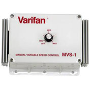 Vostermans Variable Speed Controller Manual