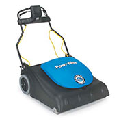 "Powr-Flite PF2030 30"" Wide Area Sweeper Vacuum"