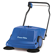 "Powr-Flite PS900BC 36"" Battery Powered Sweeper"