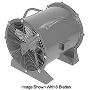 """Americraft 48"""" EXP Aluminum Propeller Fan With Low Stand 5 HP 32000 CFM"""
