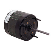 "Century 4 5/16"" Shaded Pole Motor - 208-240/480 Volts 1550 RPM"