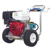 BE Pressure P4013HJBS 4000 PSI Pressure Washer - 13HP, Honda GX Engine, Cat Pump