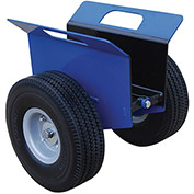 "VESTIL Heavy-Duty Panel or Slab Dolly - 1200-lb. Capacity - 8"" Rubber-on-Steel Wheels"