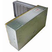 TPI Packaged Duct Heater, 30000W 208V 3 PH 24W x 16H