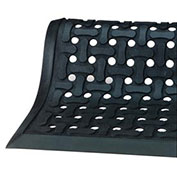 Comfort Flow Mat, Black, 3x9