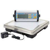 "Adam Equipment Digital Bench Scale, 75lb x 0.02lb, 11-13/16"" x 11-13/16"" Platform, CPWplus 35"