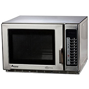 Amana® RFS12TS - Microwave, 1.2 Cu. Ft., 1200 Watt, Keypad, Heavy Duty Commercial