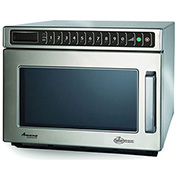 Amana® 0.6 Cu. Ft. 2100 Watt Keypad HD Commercial Microwave