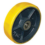 "8"" Polyurethane Steer Wheel for Wesco® Pallet Truck 984872"