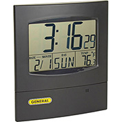 Jumbo Display Digital Wall Clock with Calendar