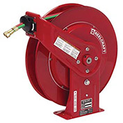 Gas Weld Reel with 1/4 x 60' Hose, 200 psi
