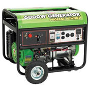 All Power America Generator With Electric Start, 6000W, 13 HP, Propane Powered