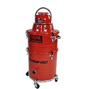 Pullman-Holt 86ASB Wet Dry HEPA Vac 1 HP 5 Gallon