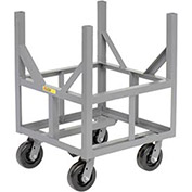 "Little Giant Ergo Bar Cradle Truck, 24""L x 24""W x 34""H"