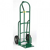 "LITTLE GIANT Oversized Noseplate Hand Trucks - 10"" Full Pneumatic - D-Handle"