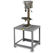 LITTLE GIANT 10,000-Lb. High-Capacity Machine Table - 36x30x36""