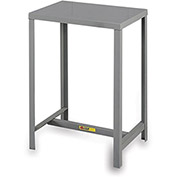 "LITTLE GIANT 2000-Lb. Capacity Machine Table, 48""W X 24"" D x 30""H, Stationary"