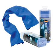 Chill-Its 6602 Cooling Towel, Blue, One Size
