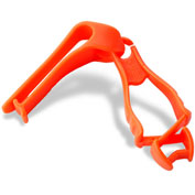Ergodyne® Squids® 3405 Orange Grabber With Belt Clip