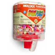 Moldex SparkPlugs® PlugStation® Earplug Dispensers, 250 Pairs/Dispenser