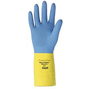 Ansell Chemi-Pro Unsupported Neoprene Gloves, M, 1-Pair - Pkg Qty 12