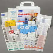 NORTH SAFETY First Aid Kits, 25 Person