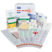NORTH SAFETY First Aid Kits, 50 Person