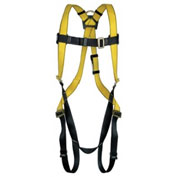 Workman® Harnesses, 400 lbs. Cap, Blue/Gray
