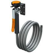 Guardian Equipment Drench Hose Unit, G5025, Wall Mounted