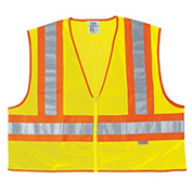 RIVER CITY Luminator™ Class II Safety Vests, XL