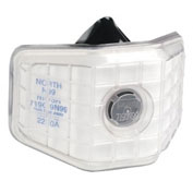 North® Low Maintenance Particulate Respirator