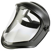 Uvex Bionic™ Face Shield w/ Suspension, Anti-fog/Hardcoat Visor, S8510