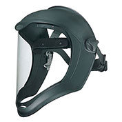 Uvex Bionic™ Face Shield w/ Suspension, Uncoated Visor, S8500