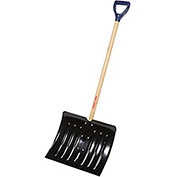 "Arctic Blast 18"" Steel Snow Shovel"