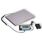 "Brecknell Bench Digital Scale, 12"" x 15"" Platform"