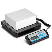 "Brecknell Bench Digital Scale, 12-1/4"" x 11-3/4"" Platform"