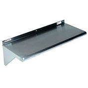 "Wall Mounted Shelf, 10"" x 72"""