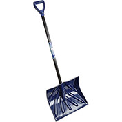 Arctic Blast Combo Snow Shovel with Wear Strip 18""