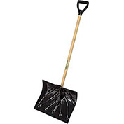 "Ames® Union Tools 18"" Combo Snow Shovel 1627478"