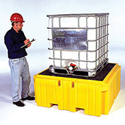 UltraTech 1158 Ultra-IBC Spill Pallet Plus with Drain